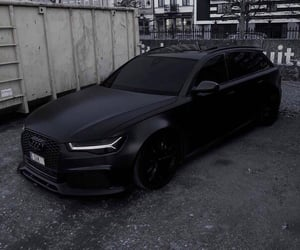 car, black, and style image