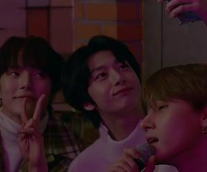 wonho, hyungwon, and jooheon image