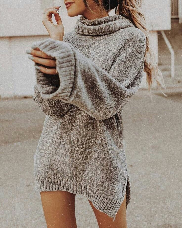 outfit, clothes, and sweater image