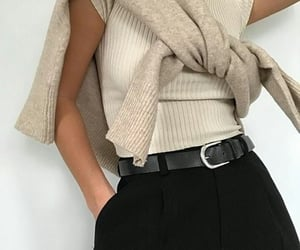 body, fashion, and outfit image