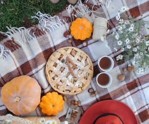 aesthetic, Apple Pie, and chestnuts image