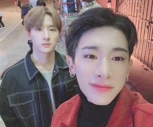 i.m, wonho, and changkyun image