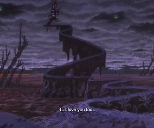 anime, nightmare, and path image
