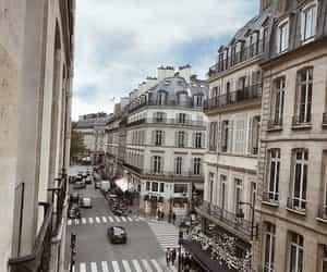 paris, ile de france, and street of paris image