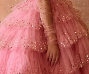 fashion, pink, and soft image
