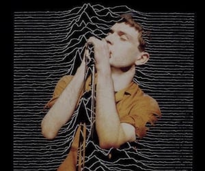 ian curtis and ่joy division image