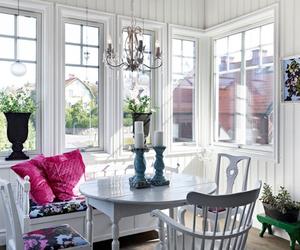 interior and window image