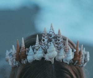 aesthetic, crown, and blue image