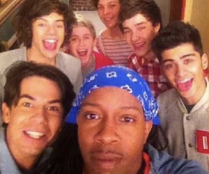 one direction, icarly, and liam payne image