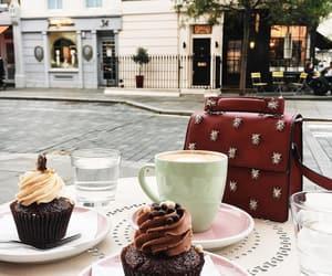 cake, chocolate, and city image