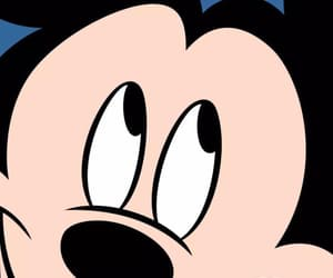 background, mickey mouse, and minnie image