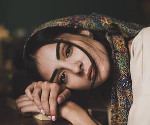 arab, girl, and iranian girl image