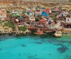 malta and popeye village image