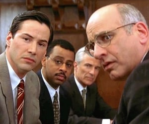 keanu reeves and the devils advocate image