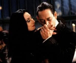 gomez addams, Halloween, and Morticia Addams image