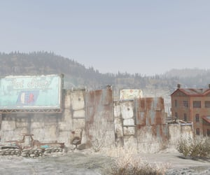 abandoned, fallout, and ash image