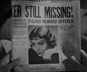 hollywood, claudette colbert, and 30s image