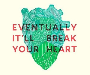 heart, text, and quote image