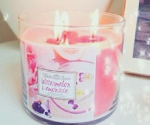 candles, bathandbodyworks, and smellsgood image