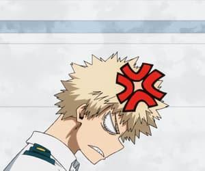 anime, boku no hero academia, and gif image