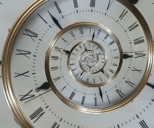 clock, aesthetic, and time image