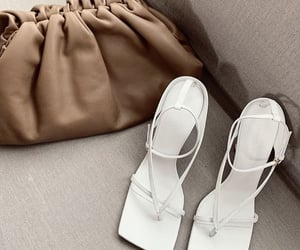 shoes, bag, and white image