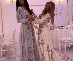 morocco, caftan, and Algeria image