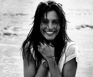 julia roberts, smile, and beach image
