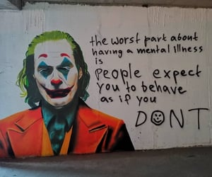 joker, quotes, and character image
