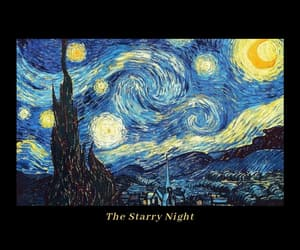 painting and van gogh image