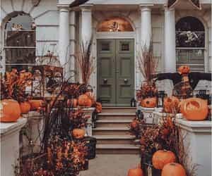pumpkin, Halloween, and inspiration image