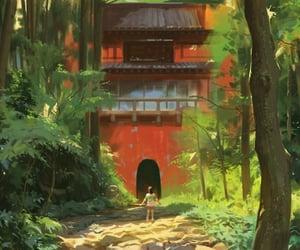 anime, cartoon, and concept art image