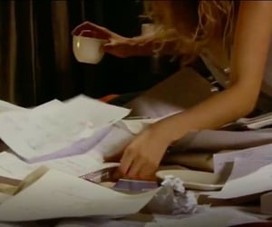 Carrie Bradshaw, work, and school image