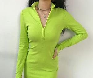 dress, kfashion, and korean fashion image