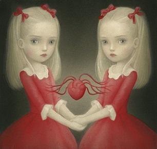 Nicoletta Ceccoli Print Oracle Series On We Heart It
