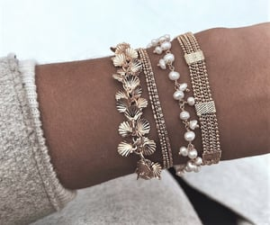 bracelet, accessories, and fashion image