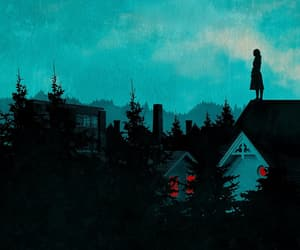 castle rock and Stephen King image
