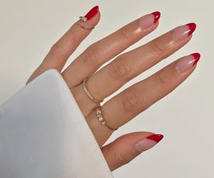 nails, aesthetic, and cosmetics image