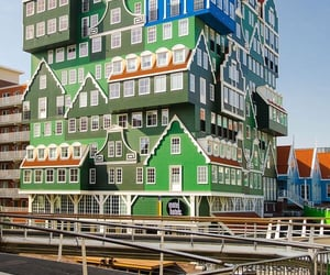 amsterdam, architecture, and exotic location image