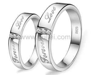 anniversary, christmas, and wedding rings image