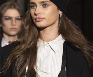 fashion, model, and runway image