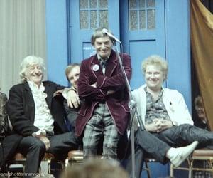 doctor who, peter davison, and jon pertwee image