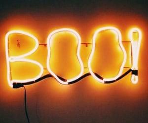 boo, Halloween, and light image