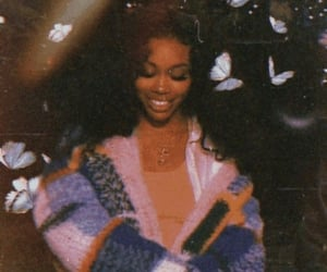 smile and sza image