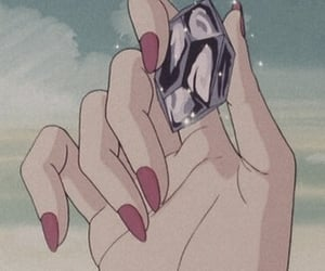 anime and nails image