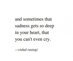 cant, cry, and deep image