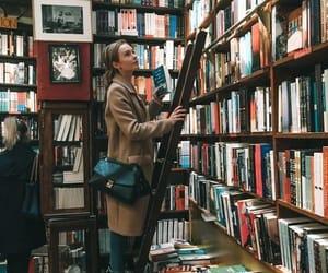 books, fashion, and pretty image