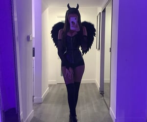 Halloween, madison beer, and costume image