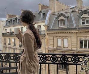 coffee, fashion, and paris image