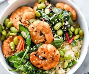 food, healthy, and greens image